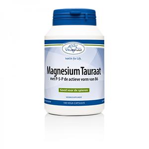 magnesium tauraat p5p